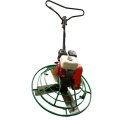 Walk behind concrete power trowel vibrating power trowel