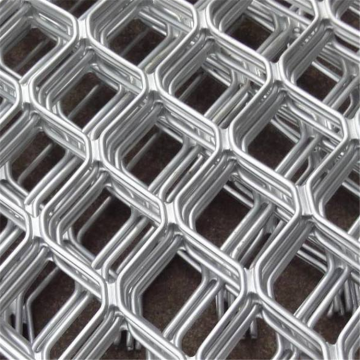 crimped wire mesh/beautiful grid wire mesh
