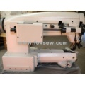 Cylinder Bed Unison Feed Zigzag Sewing Machine