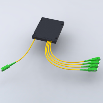 Manufacturer for for Fiber Optical Plc Splitter 1:4 PLC splitter with SC APC connector export to Northern Mariana Islands Supplier