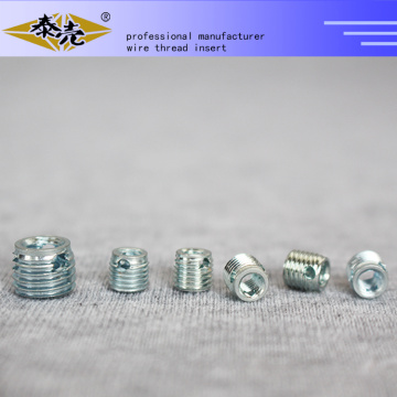 self tapping external thread m12 x 1.5 thread insert