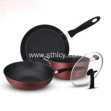Smokeless Non-Stick Cookware Package