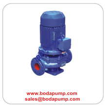 China Gold Supplier for for Water Pressure Pump Vertical Single Stage pipe Centrifugal Pump export to French Guiana Suppliers