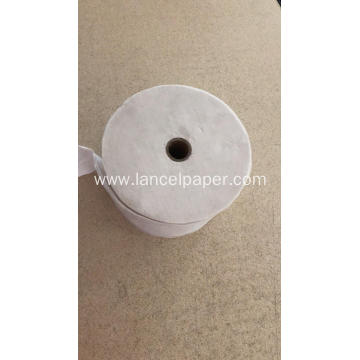 Toilet tissue core paper roll