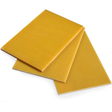 Yellow 3240 Epoxy Glass Cloth Laminated Sheet