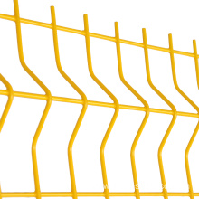 1x1 galvanized welded wire triangle bending fence company