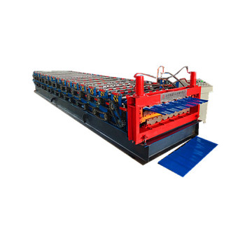Roofing Sheet Wall Panel Double Roll Forming Machine