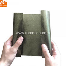 Phlogopite flexible Mica Sheet for Insulation