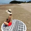 micro fiber large round beach towels india