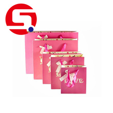 Factory made hot-sale for Paper Shopping Bags Cheap paper shopping bags supply to Indonesia Manufacturer