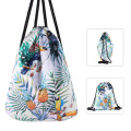 Top Quality Luxury Jewelry Gift Small Pouch Drawstring Bag