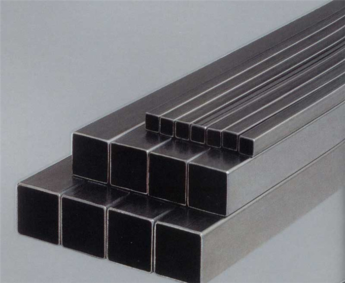 Welded square and rectangular steel pipes
