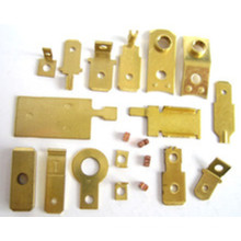 Hot sale for Stamped Steel Parts OEM Precision Brass Stamping Part export to Niue Manufacturer