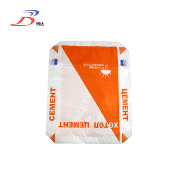 New Generation Block Bottom Cement Valve PP Bag
