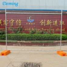 Factory Supply Removable Galvanized Temporary Fence
