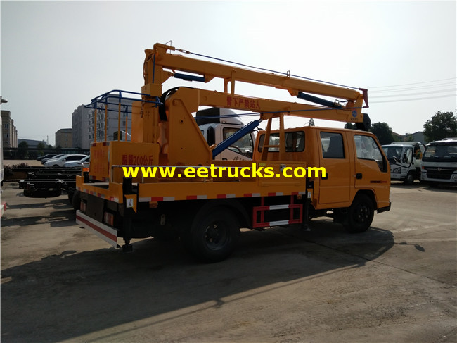 Telescopic Aerial Platform Trucks