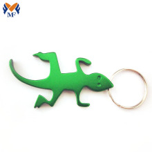 Good Quality for Personalized Bottle Opener Keychain Metal custom animal shape bottle opener keyring export to Bosnia and Herzegovina Suppliers