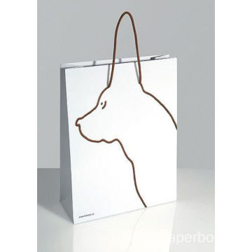 Creative Shopping Bags With Animal Image