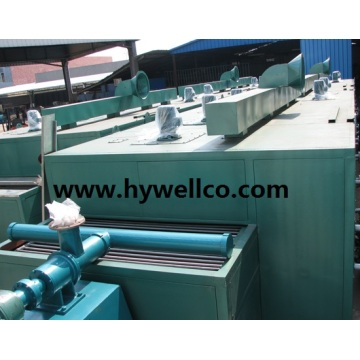 Band Powder  Drying Machinery
