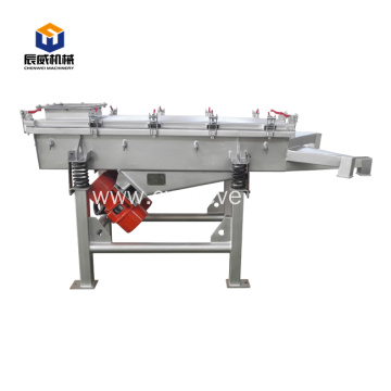 efficiency large capacity linear vibrating screen