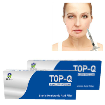 1ml Cross-Linked Hyaluronic Acid Injectable Dermal Filler for Chin enlargement