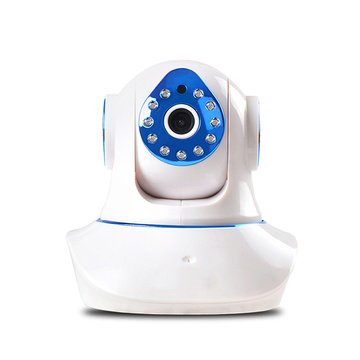 Factory Outlets for Mini Wireless Camera 720P PTZ Rotation Electronic Video IP Sharing Camera export to France Wholesale