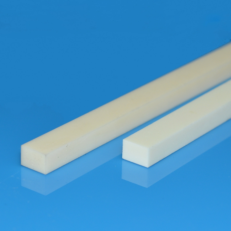 Square C799 alumina ceramic bar