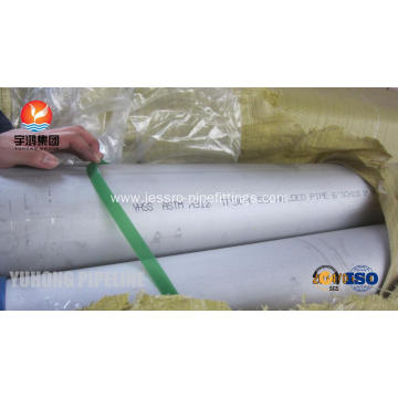 ASTM A312 TP304/304L Stainless Steel Welded pipe