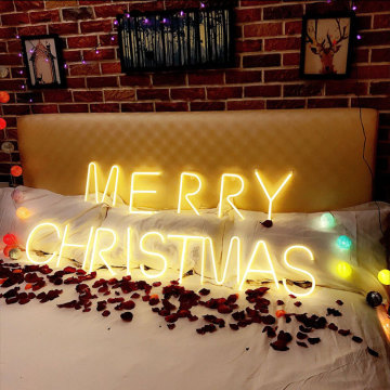 DIY Letters Numerals Led Neon Sign Light