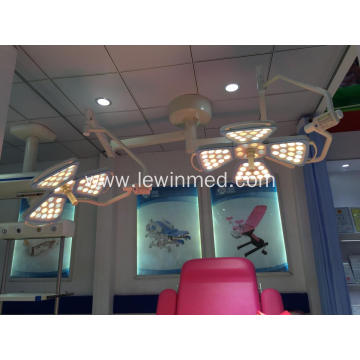 Single dome LED shadowless hospital operating light