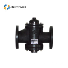 Directional water level hydraulic flow control valve