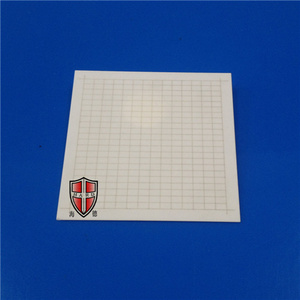 Cheapest Factory for Machinable Ceramic Filter heat radiating sink ceramic substrate sheet card export to Italy Manufacturer