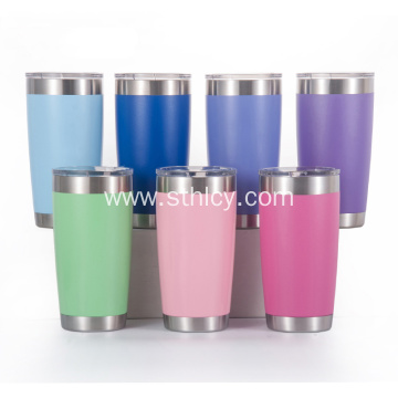 Double Insulated Stainless Steel Cup