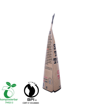 Reusable Doypack Eco Pack Factory Eco Packaging