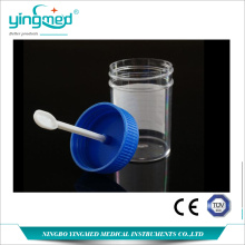 China Exporter for Plastic Urine Container Disposable Stool Sample Test Container supply to Palau Manufacturers