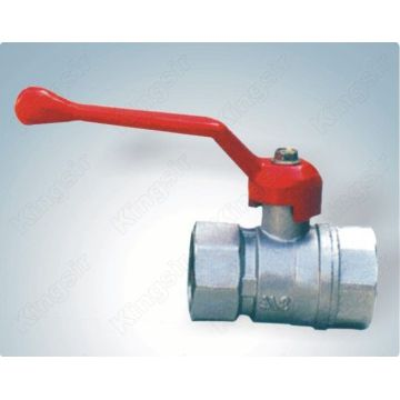 Ball Valve with Full Bore