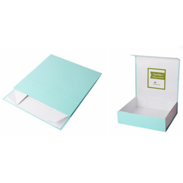 Magnetic Closure Paper Packaging Folding Gift Boxes