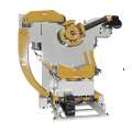 Hydraulic single Head type with Coil car Uncoiler