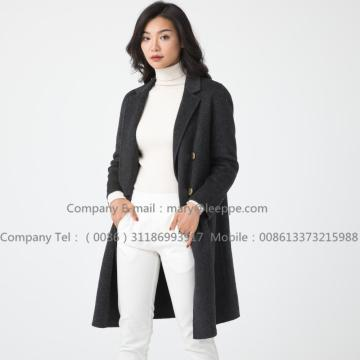 Lady Medium Cashmere Coat