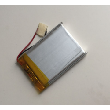 1000mAh Lithium Polymer Battery for Bluetooth Speakers (LP3X4T7)