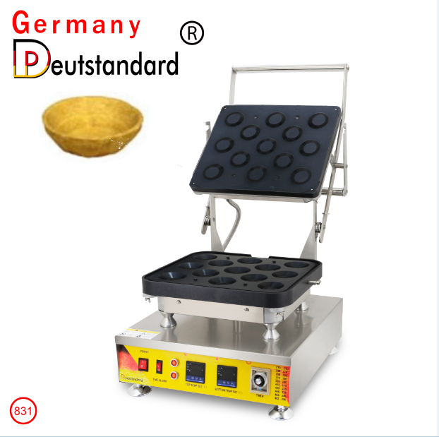 bread oven tartlet machine