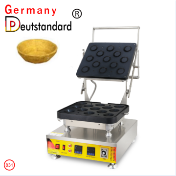 Commercial 110V 220V tartlets shell machine
