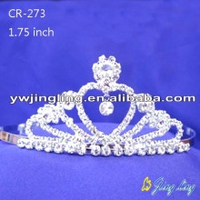 Wholesale Rhinestone Glitz Pageant Tiara