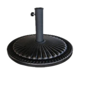 Outdoor Decorative Cast Iron Parasol Base