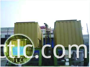 Bund test for ISO Standard Generator Container