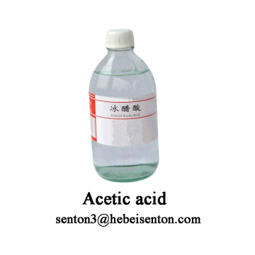 Used as Acidity Regulator Acetic acid