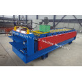 Trapezoidal Roofing Sheet Double Layer Roll Forming Machine