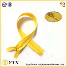 Buy yellow invisible zippers for sale