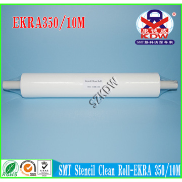 OEM Customized for MPM Clean Paper Rolls ERKA Printer Non-Woven Clean Rolls export to Guatemala Factory