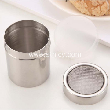 Stainless Steel Seasoning Barbecue Jar